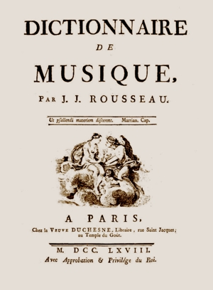 Rousseau essay